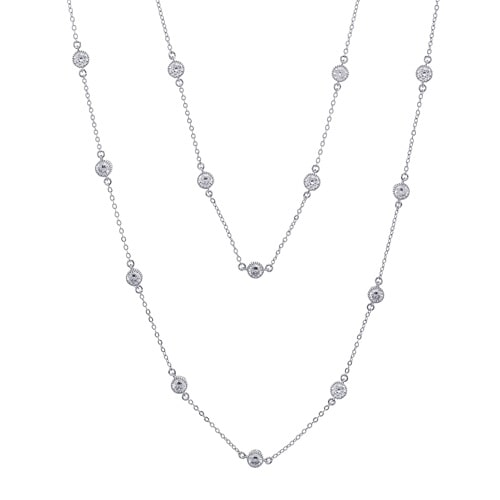 1-Endless-Elegance-Necklace-Rhodium-min